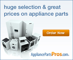 Appliance Parts from AppliancePartPros.com